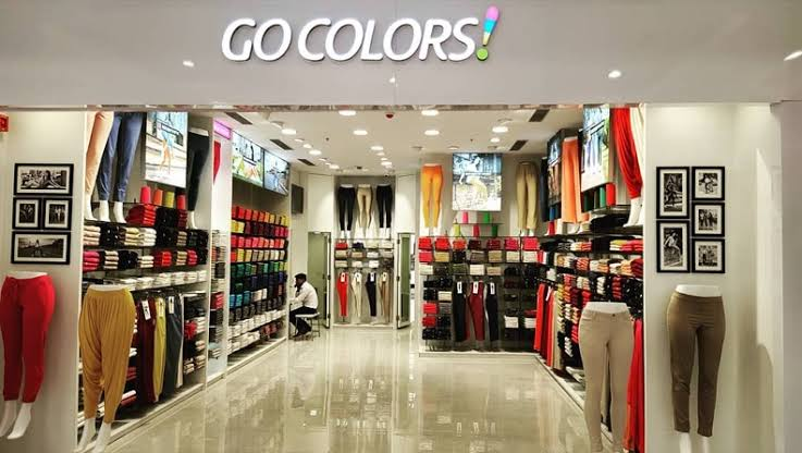 Go Color Shopping Centre In Durgapur